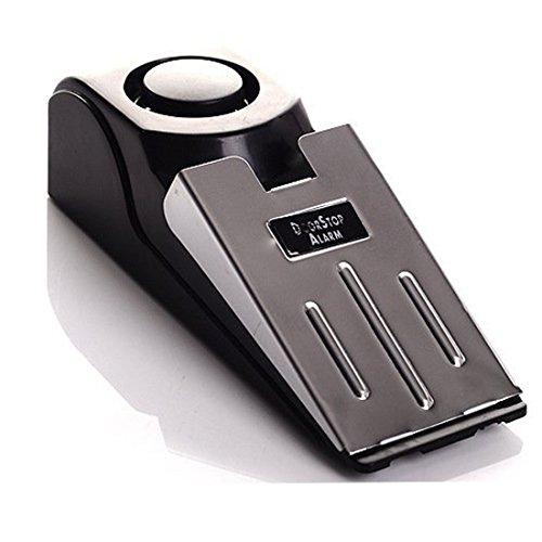 FEENM Upgraded Door Stop Alarm -Great for Traveling Security Door Stopper...