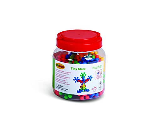 Edushape Ez Grip Tiny Stars 80 Piece Development Toy