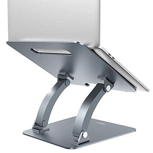 Nulaxy Adjustable Aluminum Laptop Stand...