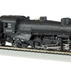 Bachmann Industries Trains Usra Light 2-8-2 Dcc Ready Rock Island #2319 With Medium Tender Ho Scale Steam Locomotive 4182HhrfEoL