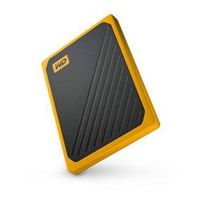 WD-500GB-My-Passport-Go-SSD-Amber-Portable-External-Storage-USB-30-WDBMCG5000AYT-WESN