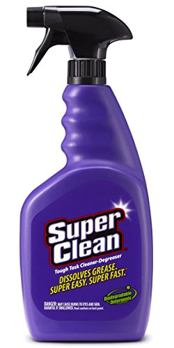 SuperClean 101786 32oz. Multi-Surface All Purpose Cleaner Degreaser...