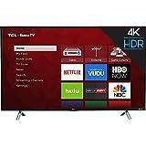TCL 43S403 43in 4K UHD HDR Roku Smart LED TV (Renewed)