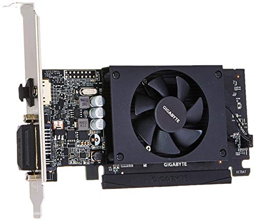 Gigabyte Geforce GT 710 2GB DDR5 Graphics Card (GV-N710D5-2GL) 151
