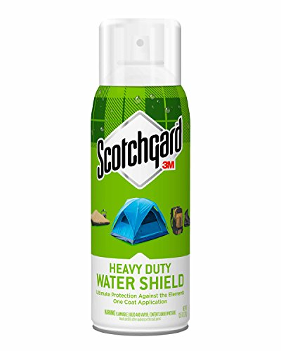 Scotchgard Heavy Duty Water Shield Camping, Boating & Sporting, 1 Can, 10.5-Ounce