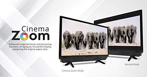 Kevin 61 cm (24 Inches) HD Ready LED TV K24STG (Black) 10