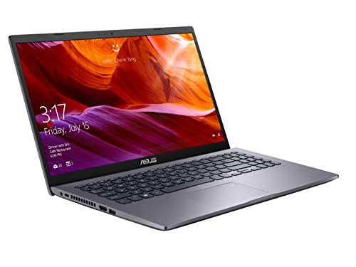 ASUS VivoBook 15 X509UA-EJ342T Intel Core i3 7th Gen 15.6-inch FHD Compact and Light Laptop (4GB RAM/1TB HDD/Windows 10/Integrated Graphics/FP Reader/1.9 kg), Slate Gray 11
