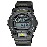 Casio Men's G-7900-3DR G-Shock Green Resin Digital Dial Watch