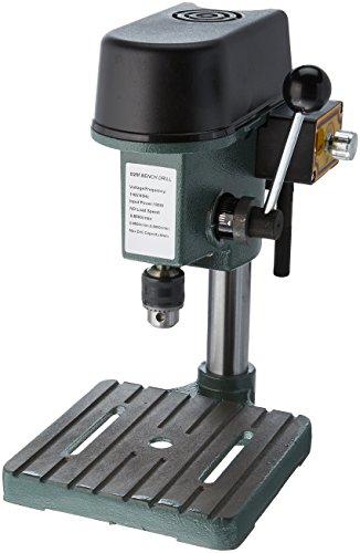 """Gino Development 01-0822 0-8500 rpm TruePower Precision Mini Drill Press with 3 Range Variable Speed Control, 1/4"""""""