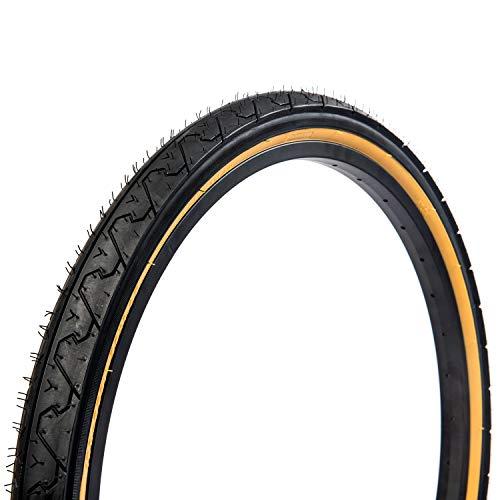 Kenda Tires Kwest Commuter/Urban/Hybrid Bicycle Tire - 700 x 32c, Black/Gumwall