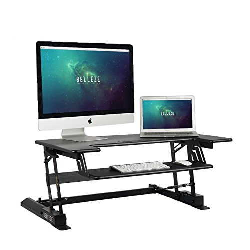 Best Standing Desks For 2018 Amp Standing Desk Converters