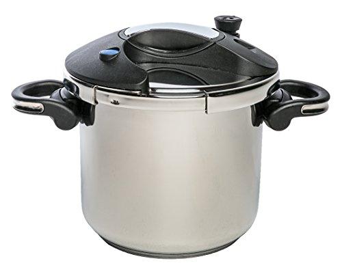 ExcelSteel Professional Pressure Cooker