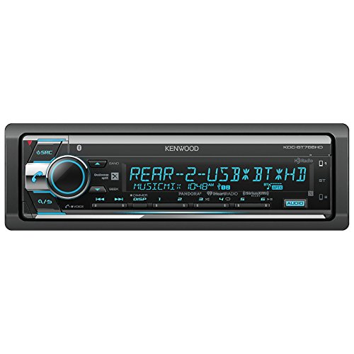 Kenwood KDC-BT768HD CD Receiver with Bluetooth and HD Radio