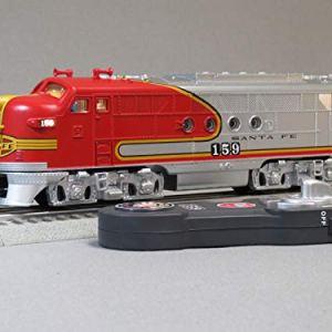 LIONEL LIONCHIEF Santa FE Diesel Locomotive #159 o Gauge 418puY LARL