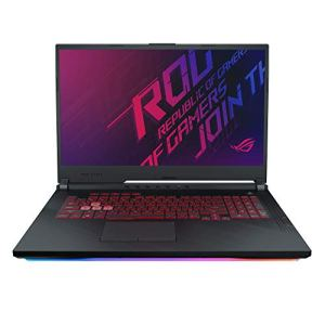 ASUS ROG Strix G G731GT 17.3″ FHD Gaming Laptop GTX 1650 4GB Graphics (Core i7-9750H 9th Gen/16GB RAM/1TB PCIe SSD/Windows 10/Black/2.85 Kg), G731GT-AU059T