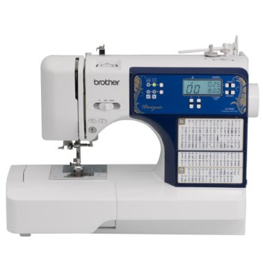 Brother Designio Series DZ3000 Computerized Sewing & Quilting Machine