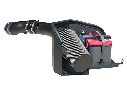 aFe Power Magnum FORCE 51-11022 Ford Diesel Truck 03-07 V8-6.0 (td) Performance Intake System (Dry, 3-Layer Filter)