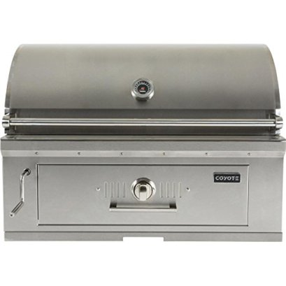 Coyote-36-inch-Built-in-Stainless-Steel-Charcoal-Grill-C1ch36