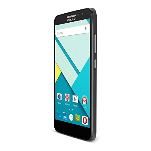 BLU Studio C 5.0-Inch Smartphone with Android Lollipop OS - Unlocked (Grey)