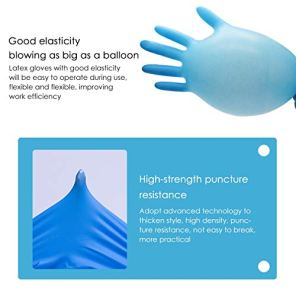 Disposable-Nitrile-Gloves-50Pcs25-Pairs-Rubber-Latex-Free-Medical-Exam-Grade-Examination-Cool-Blue-Three-Size-100-pcs-M