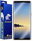 [2 Pack] ArmorSuit MilitaryShield [Case Friendly] Screen Protector For Samsung Galaxy Note 8 - Anti-Bubble HD Clear Film