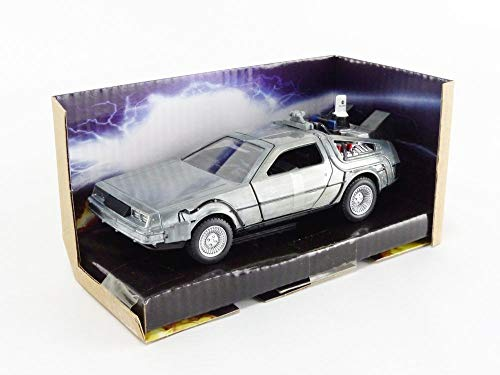 Jada-Toys-Back-to-The-Future-Part-II-132-Time-Machine-Die-cast-Car-Toys-for-Kids-and-Adults