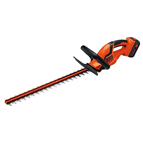 Black and Decker 40V Lithium Ion 24-Inch Hedge Trimmer
