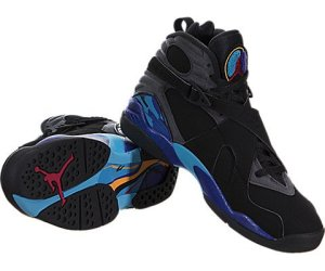 the best attitude b40a5 a8d2e Nike-Air-Jordan-Mens-Retro-VIII-Aqua-8-