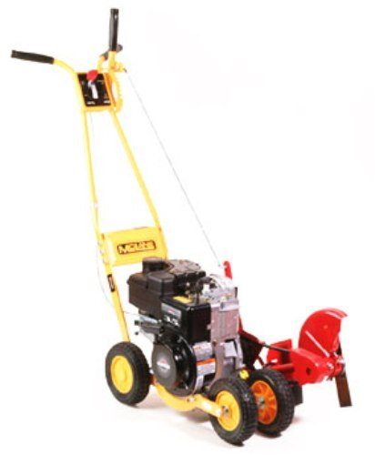 "McLane 801 5.50GT Gross Torque Briggs & Stratton  9-Inch Gas Powered Lawn Edger With 8"" Ball Bearing Wheels"