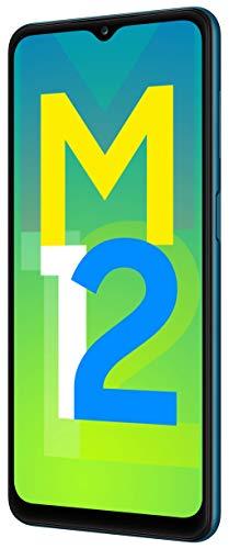 Samsung-Galaxy-M12-Blue4GB-RAM-64GB-Storage-6000-mAh-with-8nm-Processor-True-48-MP-Quad-Camera-90Hz-Refresh-Rate
