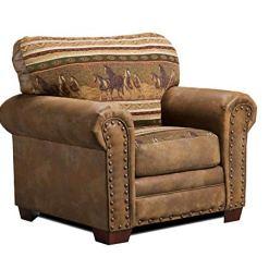 Wild Horses Chair