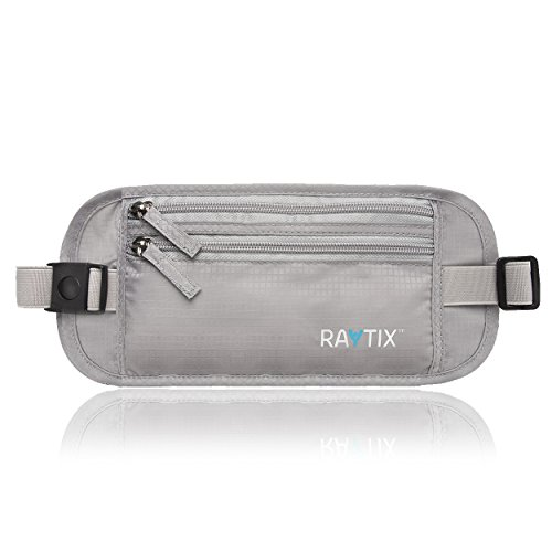 Travel Money Belt: Safe, Well Designed & Comfortable Money Carrier For...