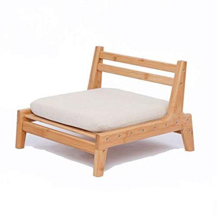 Bamboo Floor Seat Chair