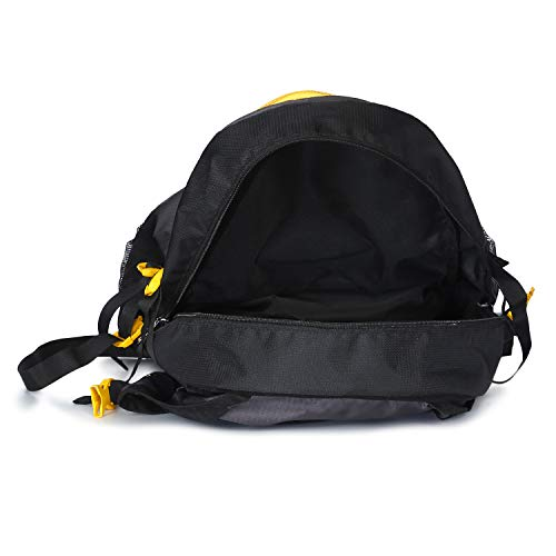 419RuDYPRjL - Impulse Waterproof Travelling Trekking Hiking Camping Bag Backpack Series Mt. Calling 68.6 cms Yellow Rucksack