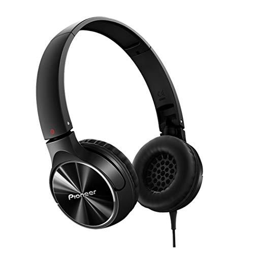 Pioneer SE-MJ532-K On-ear Negro