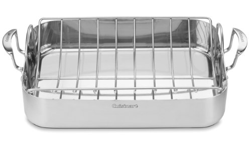 Cuisinart-MultiClad-Pro-Stainless-16-Inch-Rectangular-Roaster-with-Rack