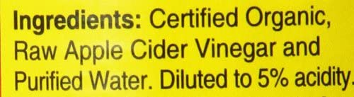 Bragg Organic Apple Cider Vinegar, 16 oz 9