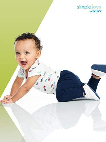 Simple Joys by Carter's Baby Boys' 4-Pack Pant 3