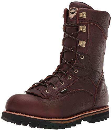 "Irish Setter Men's 860 Elk Tracker Waterproof 1000 Gram 12"" Big Game Hunting Boot,Brown,10.5 EE US"