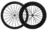 Superteam 50/88 Carbon Wheelset 700C U Shape