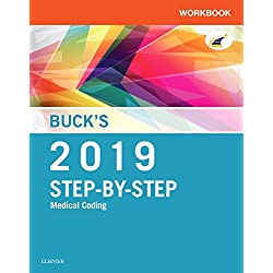 Buck's Workbook for Step-by-Step Medical Coding, 2019 Edition, 1e