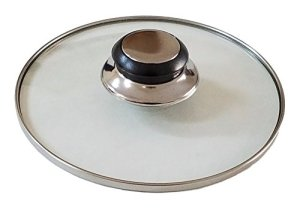 Horizon-Cookware-6099-Universal-Kitchen-Replacement-Pot-Lid-Cover-Knob-Handle-BlackSilver