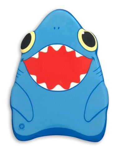 Melissa & Doug Sunny Patch Spark Shark Kickboard - Learn-to-Swim Pool Toy