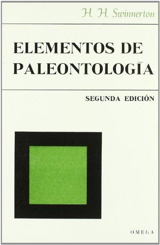 Elementos de paleontología