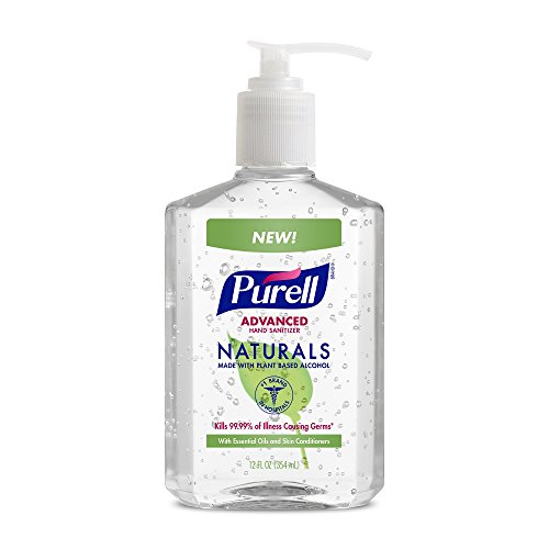 PURELL Naturals Advanced Hand Sanitizer