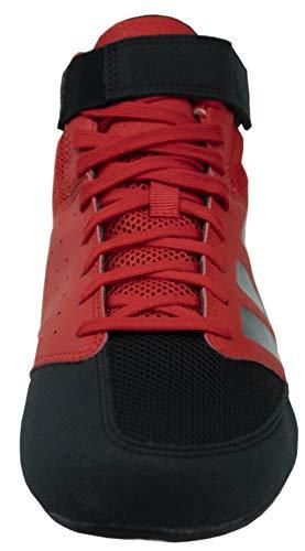 adidas Mat Hog 2.0, Red/Black/White, 5