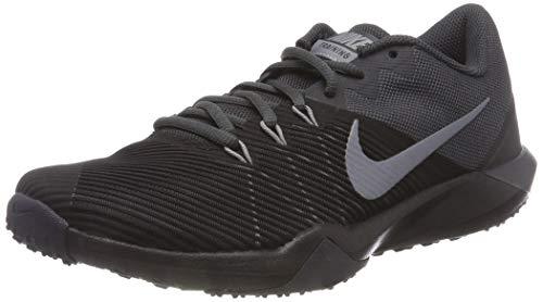 Nike Men's Retaliation Trainer Cross, Black/Metallic Cool Grey - Anthracite, 10.0 Regular US