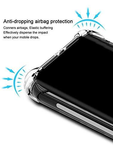 NTV Oppo Reno 10X (Transparent) Protective + Anti Shockproof Case 3