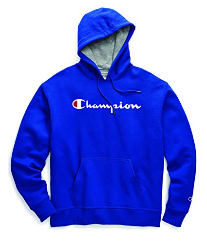 Champion Men's Graphic Powerblend Fleece Pullover Hood 3 Fashion Online Shop gifts for her gifts for him womens full figure