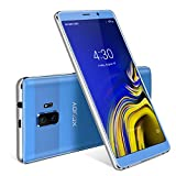 Unlocked Cell Phones, Xgody 6 Inch Dual SIM Unlocked Smartphones with Android 8.1 8GB+1GB, Support 3G Network for AT&T/T Mobile Other GSM Networks